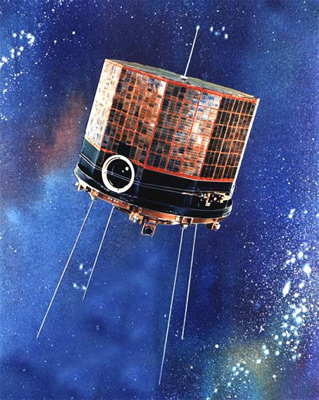 DMSP Block-1 Satellit
