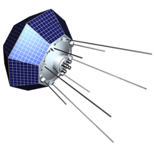 Strela-1 Satellit